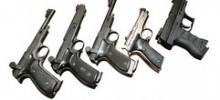 http://www.dreamstime.com/royalty-free-stock-images-five-guns-image4975299